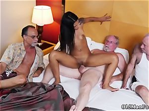 dad teaches patron compeer s daughter-in-law how to wrestle Staycation with a mexican bombshell