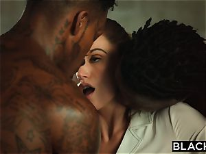 BLACKED Tori dark-hued Is well-lubed Up And predominated By two BBCs
